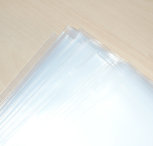plastic paper sleeves Acid-free and lignin-free, strathmore clear plastic sleeves are made from 16 mil virgin polypropylene for the ultimate protection an adhesive strip on the outside.
